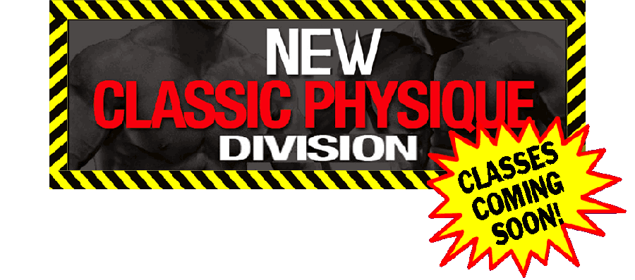 Introducing Classic Physique